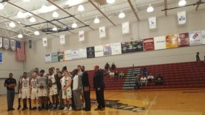 Majors Scores 30 in Thanksgiving Title Game