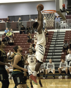 Scoring Barrage Keeps Panthers Miles Ahead of Golden Bears