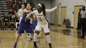 Strong Second Half Leads Malone to Victory Over Florida Tech