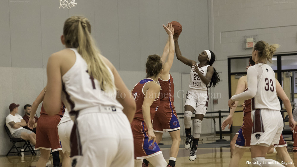 Lynn Fights for OT Win over Florida Tech