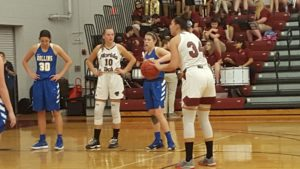 Panthers Hang Tough in Loss to FSC