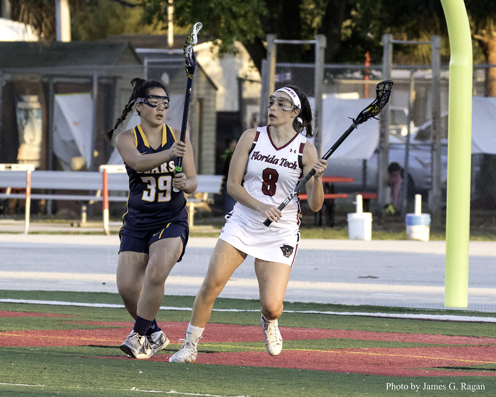 Dunleavy Tallies Six Goals in Panthers Win Over Queens