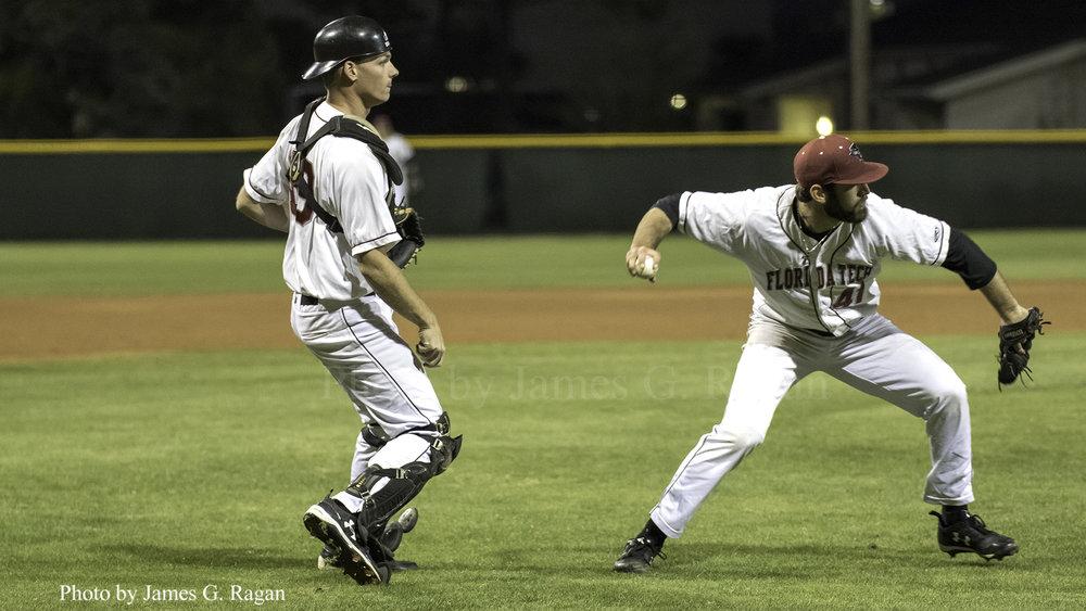 FIT Baseball Snaps Five-Game Losing Streak
