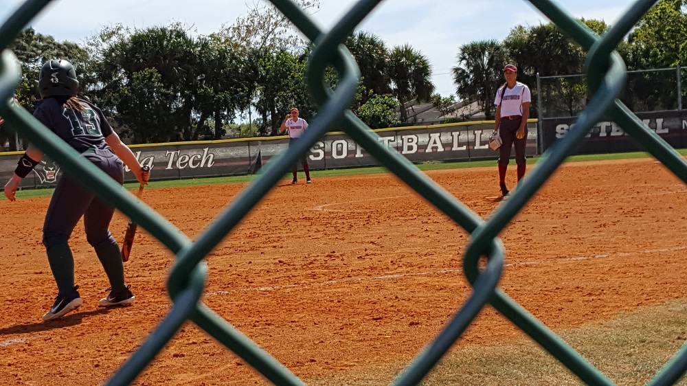 Murphy Throws Perfect Game in Panthers Sweep