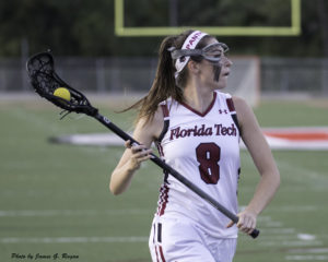 Dunleavy Tallies 200th Career Point in Florida Tech Win
