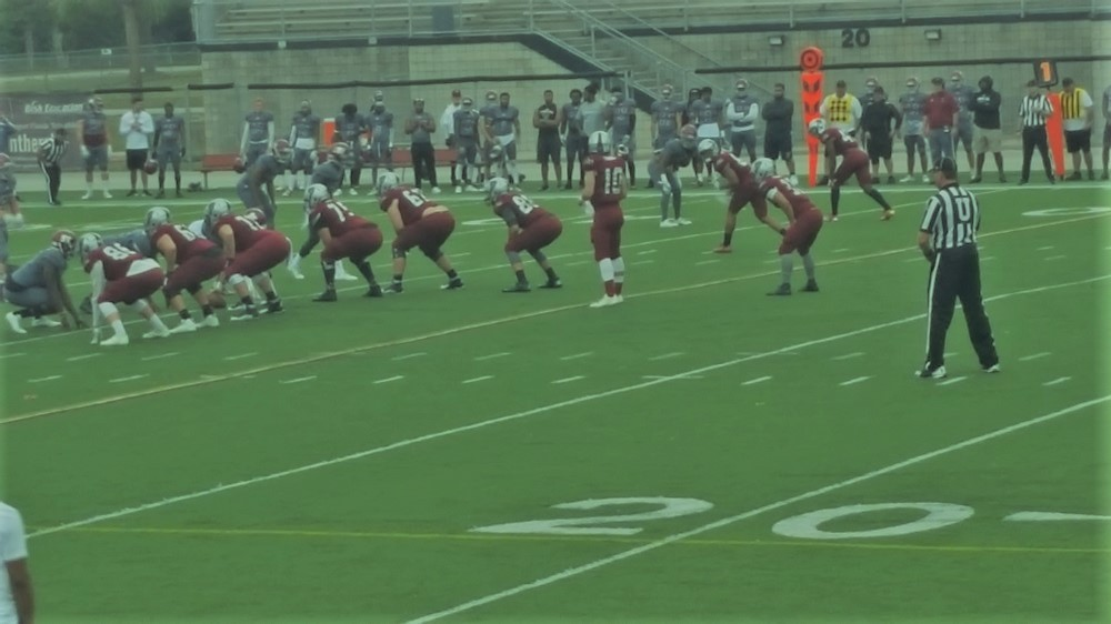 Crimson Wins Florida Tech Spring Game