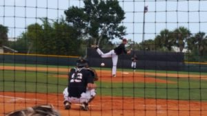 Panthers Split Doubleheader With Saint Leo
