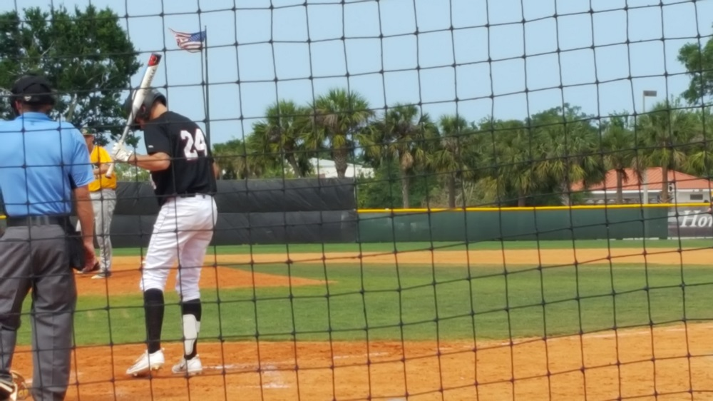 Panthers Take Down Sailfish in Series Opener