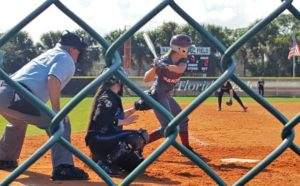 Rule's RBI Triple Gives Panthers Sweep