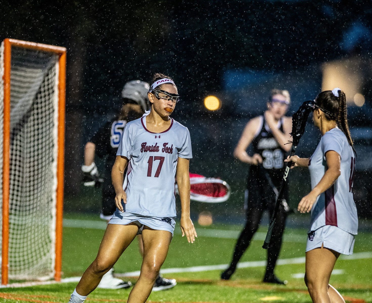 Tech Plays Tampa Tough in Women's Lacrosse
