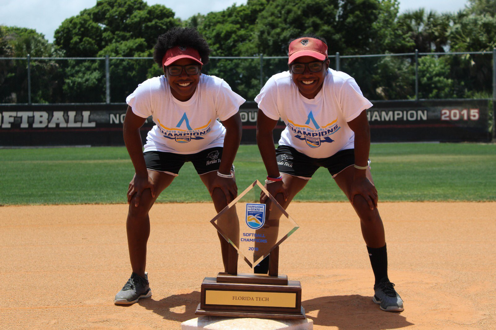 Emerenciana Twins Keep Softball Dreams Alive