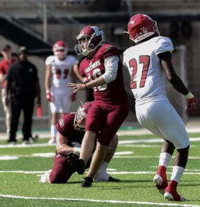 Schaneville Kicks Panthers to Double OT Win Over NGU